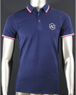 "Polo Rayures ""Basic KC"""