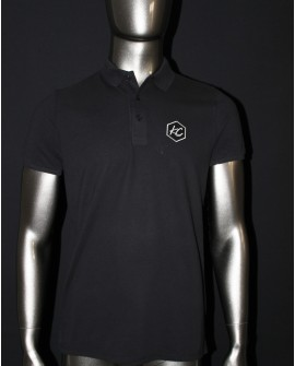 "Polo ""Basic KC"" Noir"