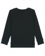 SWEAT BASIC KIDS BLACK